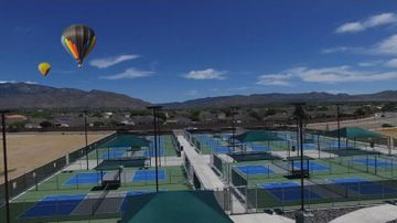 Pickleball tournament open to UNM students, staff and faculty
