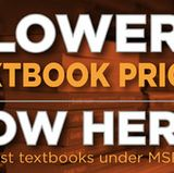 UNM Bookstore offers new, lower prices on new, used textbooks