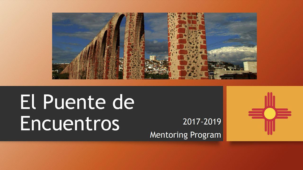 El Centro mentoring program