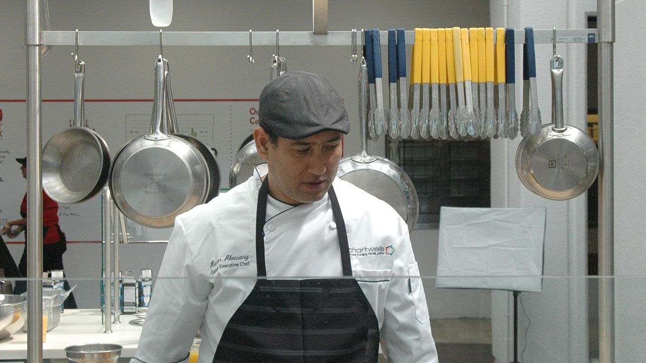 Executive Chef Hassan Abassary