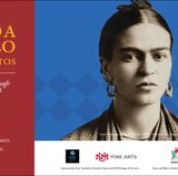 UNM Art Museum hosts 'Frida Kahlo - Her Photos' exhibition opening and welcome back party