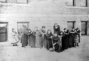 Women Football ca1895