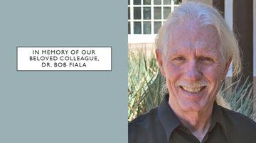 A heartfelt tribute to Bob Fiala