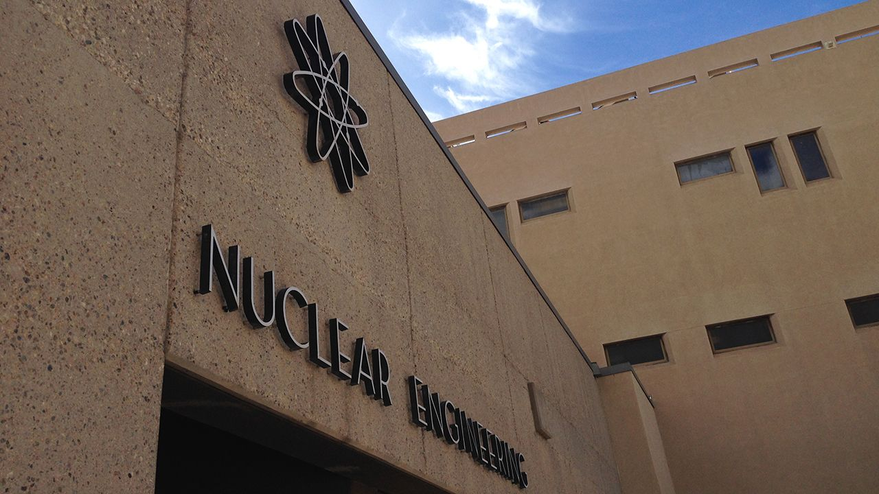 UNM Dept. of Nuclear Engineering