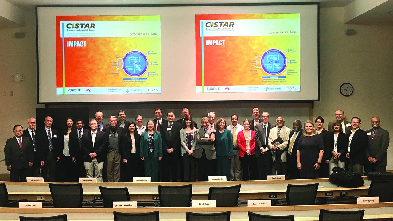 CISTAR Leadership Group