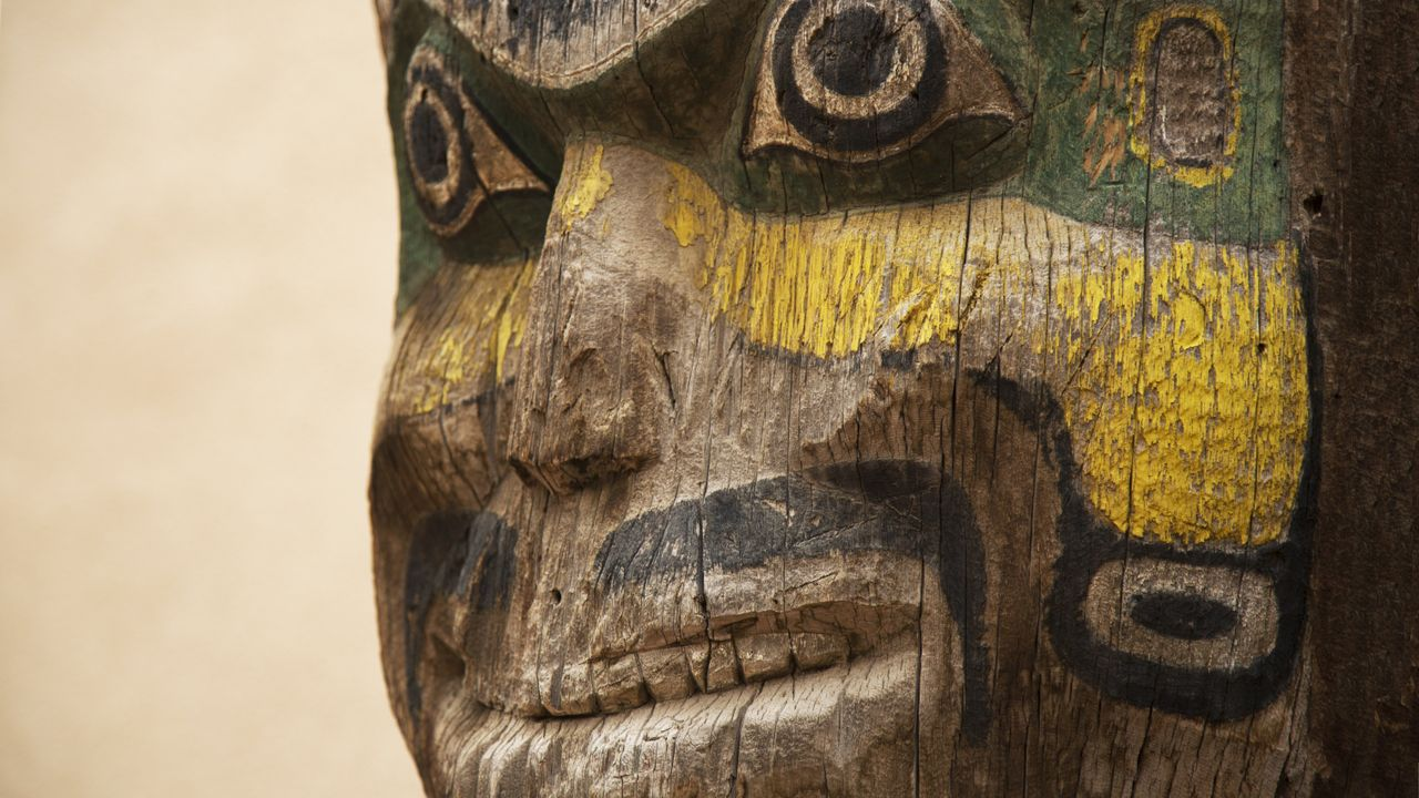 century old totem pole becomes inspiration for using the past to fix