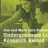 Deadline approaching for new undergraduate award opportunity