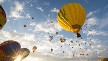 The Science of Balloon Fiesta