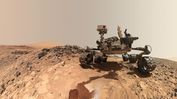 Lobo Living Room presents An Evening on Mars