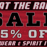 'Beat the Rams' one-day sale at all UNM Bookstore locations