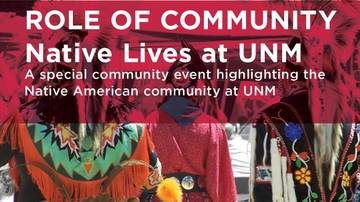 UNM Libraries lecture focuses on community