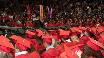 Office of the University Secretary seeks volunteers for Fall Commencement ceremony