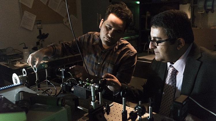 Laser Measurements