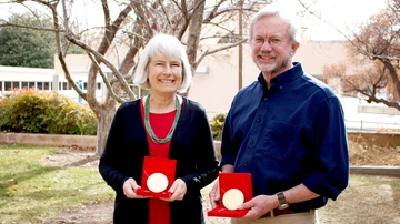 UNM anthropologists honored internationally for research