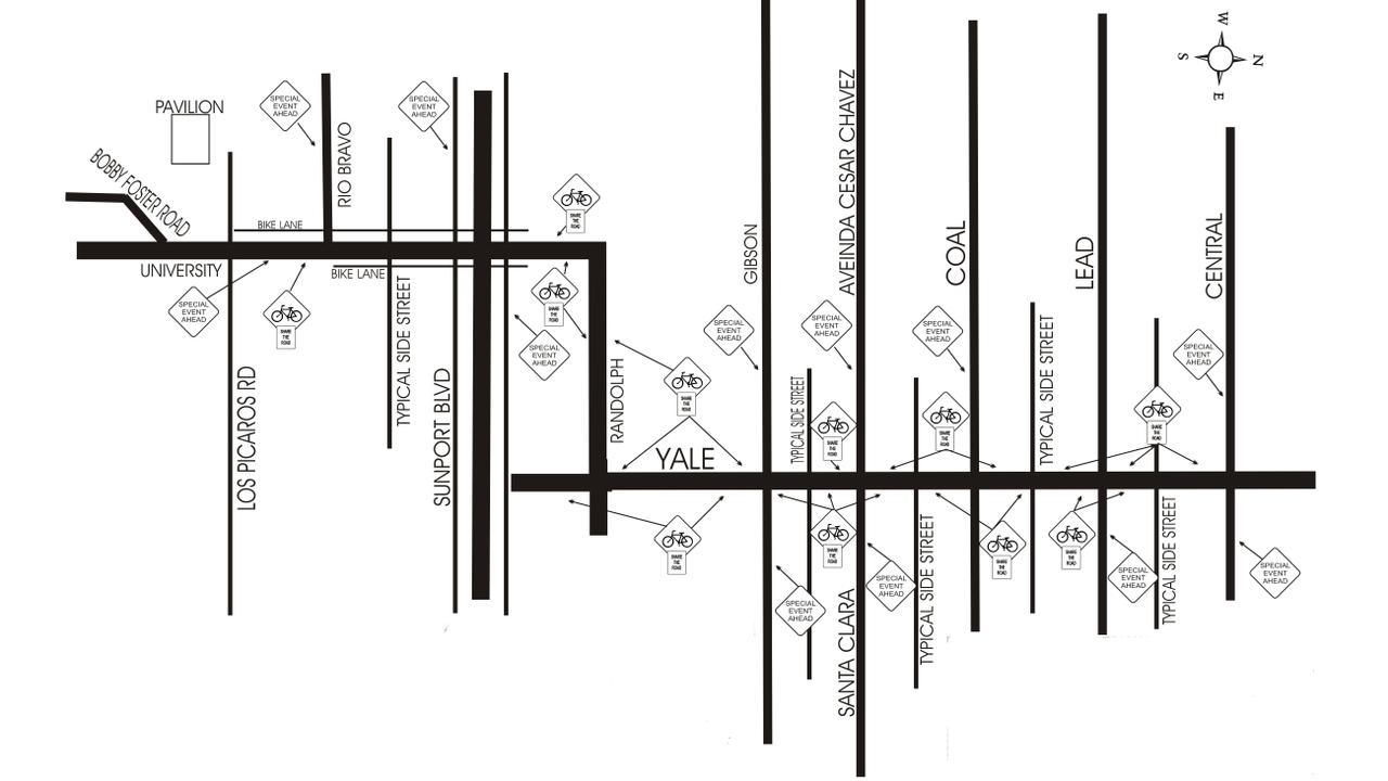 Lobo Tri map