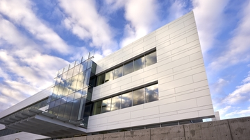 Much-anticipated, modern UNM engineering building now complete