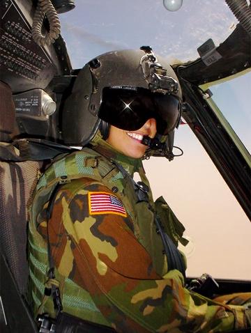 Black Hawk pilot