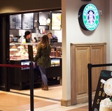 Zimmerman Starbucks back open for business