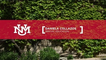 Daniela Collazos – Special Education – Class of 2018