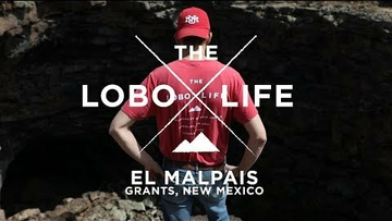 The Lobo Life - El Malpais National Monument