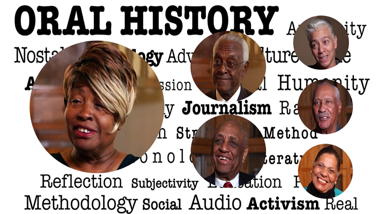 The UNM Black Alumni Chapter Oral History Project