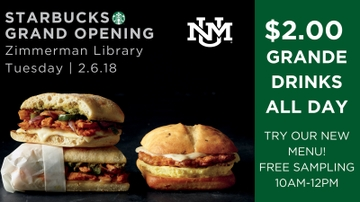 Grand opening brings free food and discounted drinks