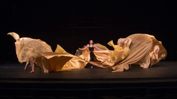 UNM Department of Theatre and Dance begins its spring production season with 'AMPLIFY'