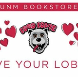UNM Bookstores features 'Love Your Lobos' sale