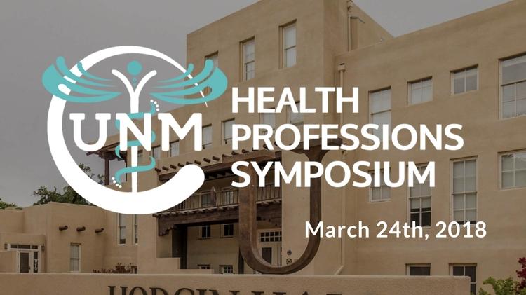 Unm Health Professions Symposium Unm Newsroom
