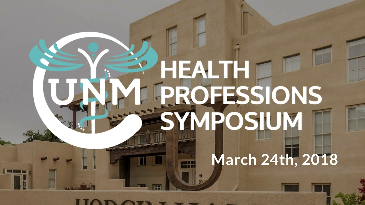 UNM Health Professions Symposium