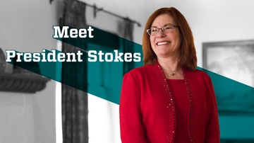 Campus community invited to meet incoming President Garnett S. Stokes