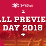 UNM hosts Fall Preview Day 2018