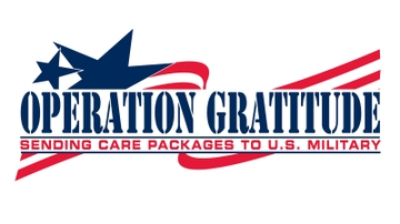 Operation Gratitude: thanking those who serve