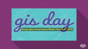 Geography Awareness Week Nov. 12-17