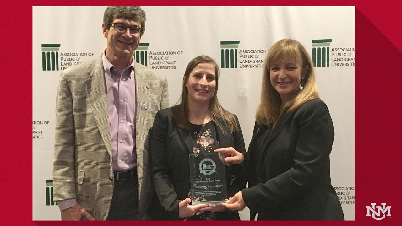 APLU Award