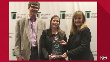 APLU names University of New Mexico 2018 Innovation & Economic Prosperity University Award Winner