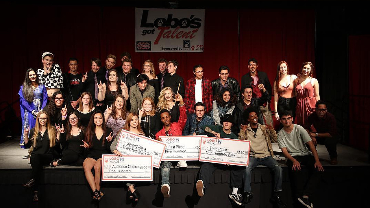 Lobos Got Talent