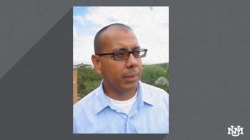 Jesse Alemán selected as associate dean of Graduate Studies