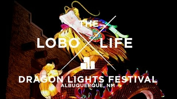 The Lobo Life - Dragon Lights Festival