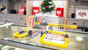 The University of New Mexico — Bookstore sells inexpensive safety devices
