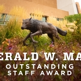 2020 Gerald W. May Outstanding Staff Awardees announced