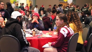 UNM Student Union Building hosts Late Night Breakfast Dec. 8