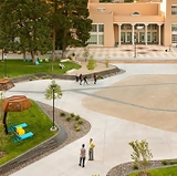 Smith Plaza design team wins award