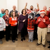 Staff Council honors members at final meeting of 2018