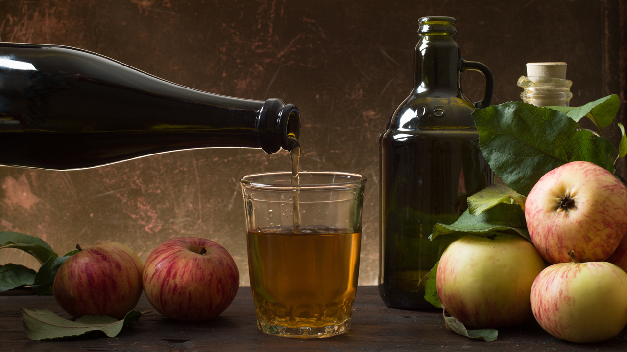 Sugar in your cider