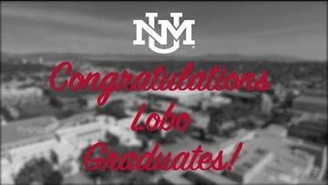 UNM Inspiring Lobos Graduates - 2018