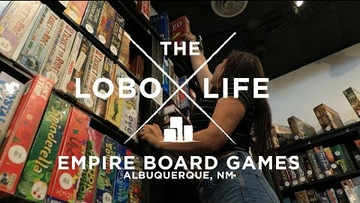 The Lobo Life - Empire Board Games