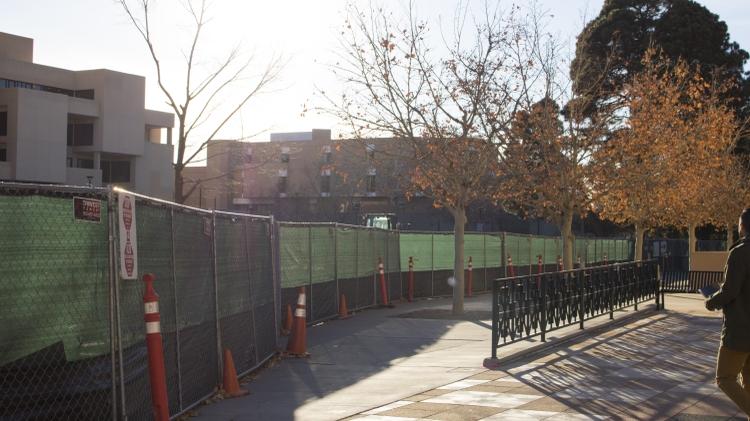 Smith Plaza Renovation