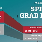 UNM Bookstores celebrates grads with Spring 2018 Grad Fairs