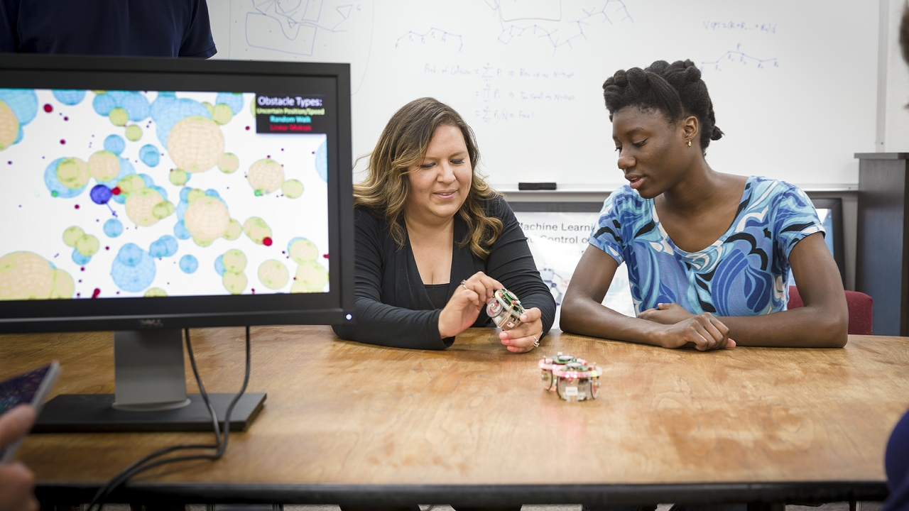 UNM modeling the future of diversity in computer science
